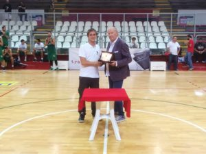 Premiazione De Nicolao