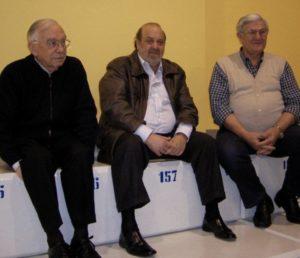 Rino Pavanello, Gege' Papa, Gianfranco Bernardi
